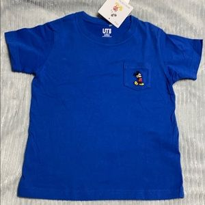 Disney Mickey Mouse Shirt - Blue